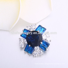 Best Quality Silver Plating Fancy wedding Gift Christmas Brooch