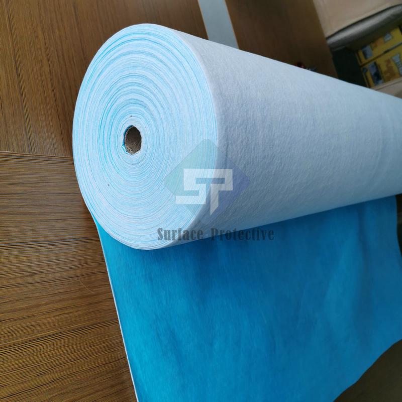 Breathable Floor Covering