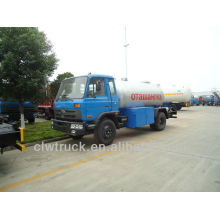 Factory Price Dongfeng Mini 4*2 lpg trucks for sale