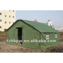 Traditional Green Canvas Tent