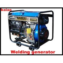 Generador de soldadura de doble uso con mejor calidad y precio