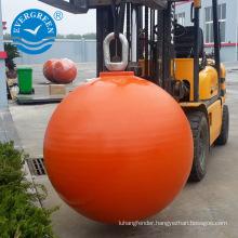 Marine cylindrical mooring EVA foam buoy