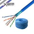 SIPU haute vitesse utp ftp sftp cat6a cat6 câble fabriqué en Chine à partir de alibaba