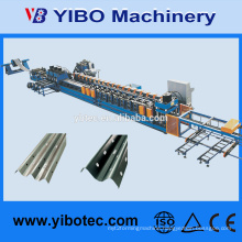 High speed way Road Guardrail Roll Forming Machine
