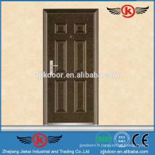 JK-S9019C portes de sécurité en acier extérieures