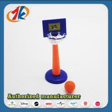 Carrinho de basquete plástico educacional