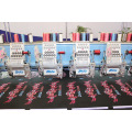 ZHAOSHAN low price 912 Computerized simple cording Embroidery Machine