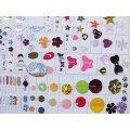 Confetti de cor e Design gráfico DSC02296
