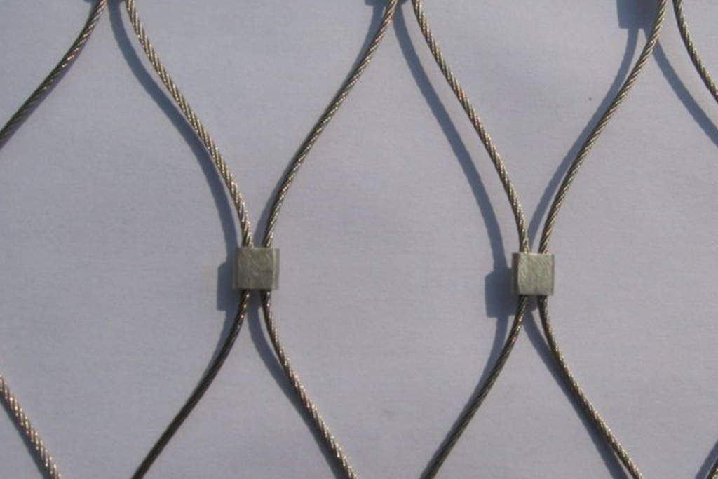 stainless steel cable mesh