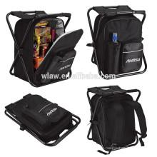 Asiento plegable con mochila más fresca VEC-2006L