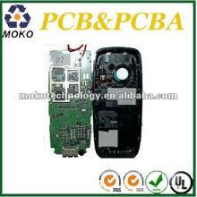 Manufatura eletrônica do conjunto do PWB do receptor do telefone de MOKO
