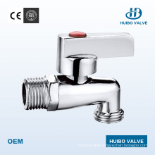 """Chrome Plated 1/2""""-3/4""""Inch Bibcock for Water"""