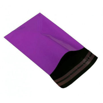 Poly Foil Printed Clothing Carrier Bags for Shipping