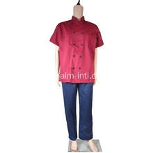 Poliéster / Cotton Chef Uniform