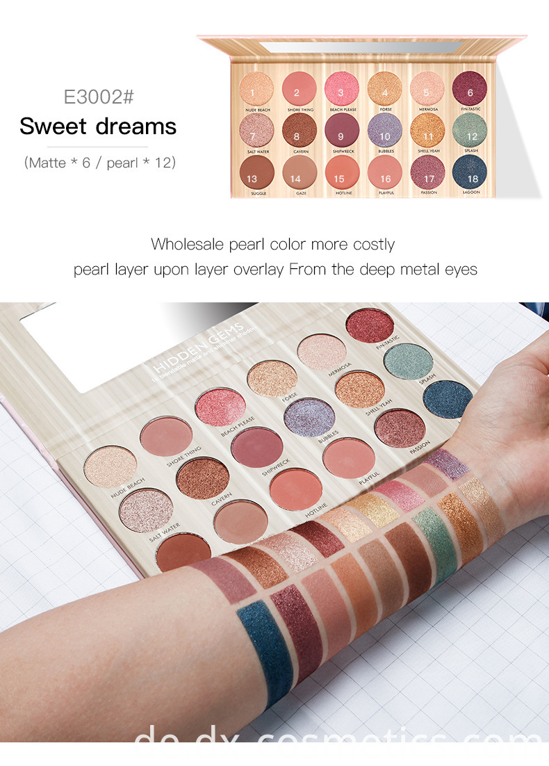 18 Color Eye Shadow 9
