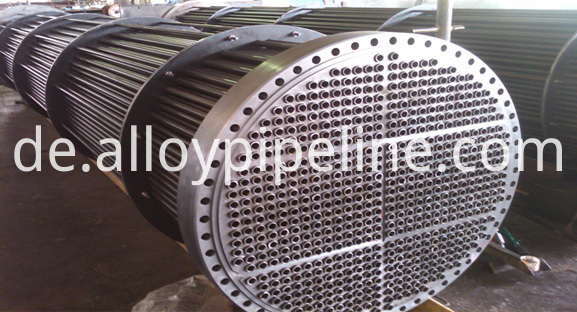 Super Duplex Alloy S32760 Seamless Tube for heat exchanger