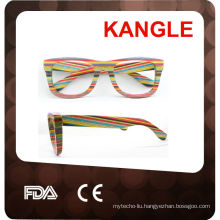 2017 handmade wooden sunglasses with FDA approval