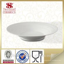 Ensemble de porcelaine chinoise vente chaude, assiettes de restaurant en gros