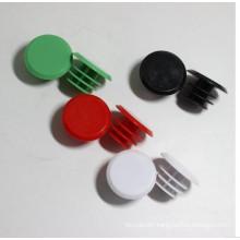 New mtb bike grips bar end green plastic bicycle handlebar grips cap bicycle accessories