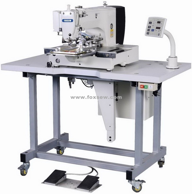 automatic-label-attaching-pattern-sewing-machine