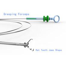 Single Use Alligator Shape Foregin Body Forceps Jhy-Fg-A2
