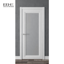 China Suppliers Simple Wooden Flush Door for  Toilet