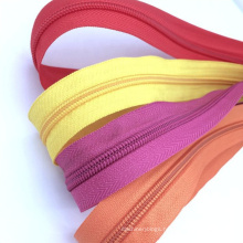 Manufacture #8/#5 New Design Nylon Shoes Zipper for sale