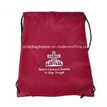 100% Polyestery Alta Qualidade 420d Drawsting Backpacksport Bag