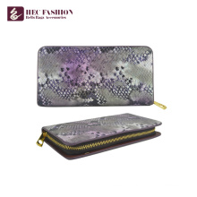 HEC China Fabrik Mode Damen Geldbörse Pu Leder Damen Geldbörse