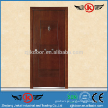 JK-AT9201 Exterior único porta de metal de ferro