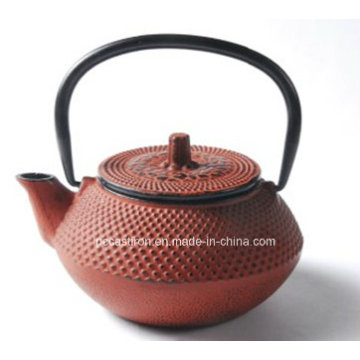 Чугунный чайник из Китая.