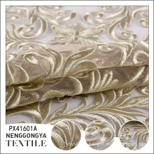 New arrival High quality fashion water soluble wedding embroidery fabric