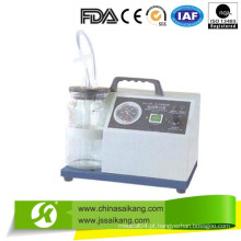 Unidade de sucção portátil de emergência do FDA