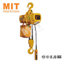 New Arrival Good Quality mini electric chain hoist from manufacturer
