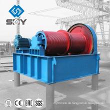 Bau-elektrische hydraulische Winden-Hebemaschine
