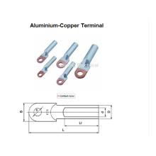 Bornes de connexion en aluminium cuivre Borne aluminium-cuivre