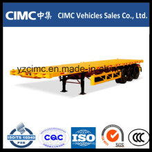 Semirremolque Cimc 3 Ejes 40FT 50 Ton