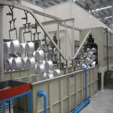 Full Set automatic electrostatic powder coating line