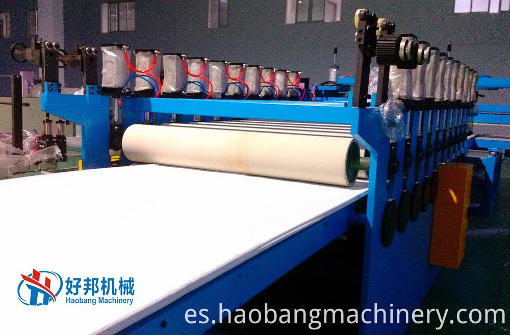 Pvc Foam Board Machine Haul Off Unit