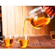 Diseño popular en Europa Pote de agua fría Pote de té de flor
