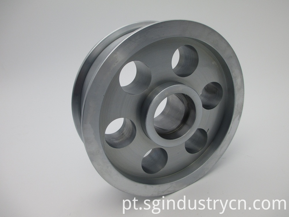 S45C Steel CNC Lathe Precision Parts