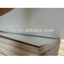 White HPL Plywood For Israel