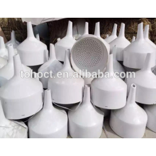Buchner funnel ceramic Porcelain Ceramic filter funnel