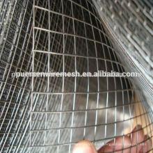 Malla de alambre soldada galvanizada eléctrica