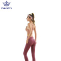 Bra dan legging yoga subliamtion kustom