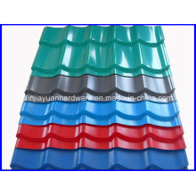 Pre-Painted Galvanized Corrugated Roofing Steel Sheet with SGCC Grade