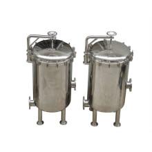 Filtre à eau électrique industriel en acier inoxydable