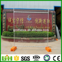 canada temporary fence/temporary swimming pool fence/temporary picket fence