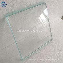 Vidrio de seguridad moderado extra claro de alta calidad de 6.38mm / vidrio de puerta laminado