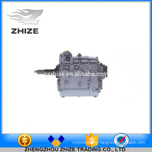 Bus parts S6-80 Six gear Synchronous machine type mechanical transmission for automobile gearbox